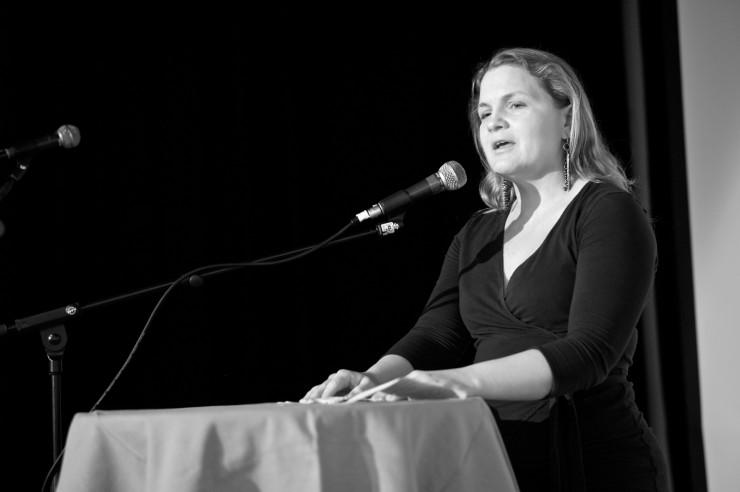 Helga Valdimarsdotter.