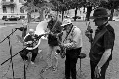 Jazzmusiker för fred