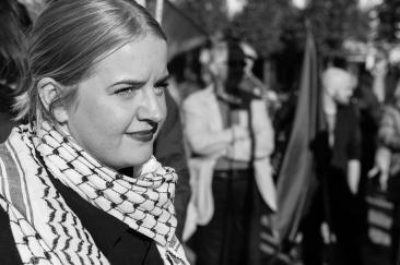 Hanna Cederin, Ung Vänster.