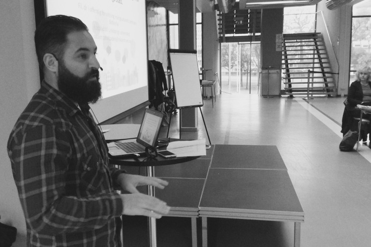 Forskaren Nazem Tahvilzadeh: Stadsutveckling för social hållbarhet? Utvärdering av SDN-reformen med fokus på sociala konsekvensanalyser och stadsutvecklarrollen.