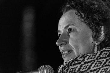 Christina Höj Larsen, riksdagsledamot för Vänsterpartiet.