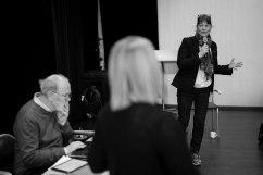 Representantskapets ordförande Elise Norberg Pilhem.