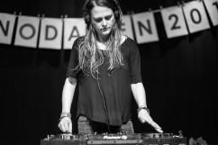 DJ Editha från Yoko DJ.