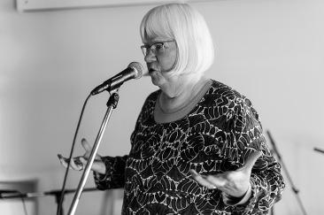 Regionrådet Eva Olofsson.