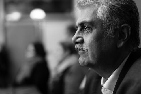 Ali Moeeni (S), ordförande i Stadsdelsnämnden i Angered.