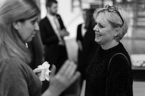 Jämställdhetsmyndighetens tillträdande generaldirektör Lena Ag.